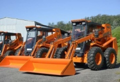 Representatives of the Slovak company WAY Industries are considering the Tyumen region to organize the production of skid steer loaders