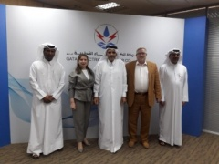 The delegation of the Tyumen region visited the state of Qatar