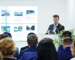 The investment potential of the Tyumen region was presented at INNOPROM-2018
