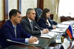 Alexander Moor: the Tyumen region is interested in expanding its relations with foreign countries
