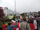 "Tourism Day is observed on the Boulevard ""Tsvetnoy"""