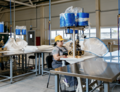 "Million big-bags per year: the plant ""Polipack"" is preparing for the opening"