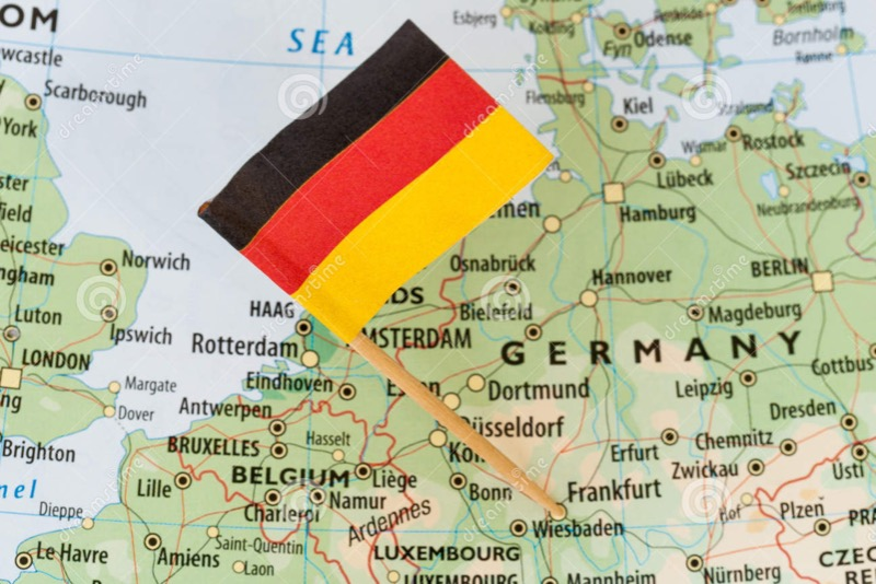 Cooperation compass points to Germany