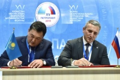 Tyumen Region Governor Signs Cooperation Agreements with Two Regions of Kazakhstan