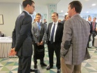 "Held Contact Exchange ""Expansion of trade and economic cooperation of the Tyumen region and Germany"""