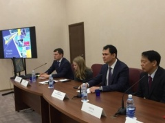 Korean business develops cooperation with Tyumen partners