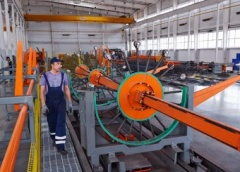 Manufacturing industry increased the industrial production index of the Tyumen region